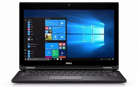 12.5 Ноутбук Dell Latitude 5289 5289-7864, черный цена