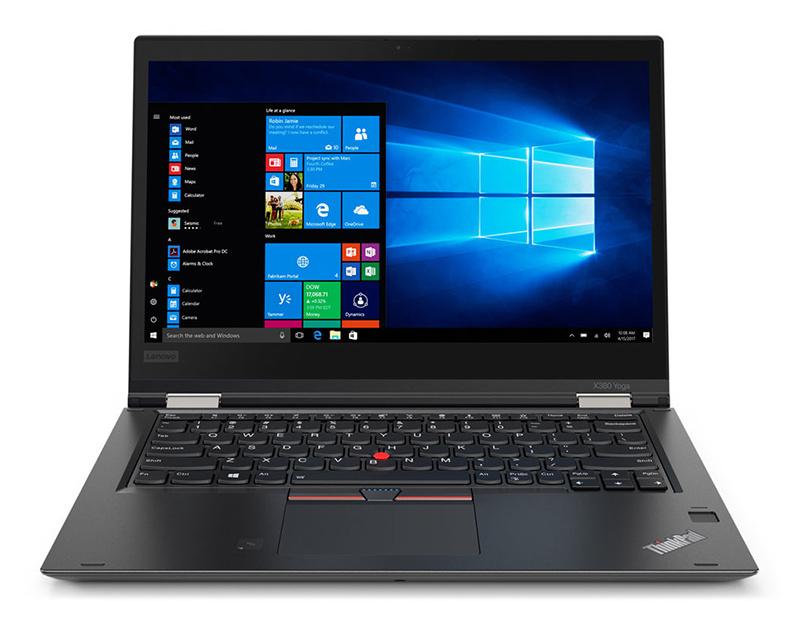 Ноутбук Lenovo ThinkPad X380 Yoga, 20LJS32U00, 13.3, черный ноутбук трансформер lenovo thinkpad x380 yoga 13 3 [20lh000srt]