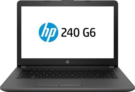 Ноутбук HP 240 G6, 4BD02EA, 14