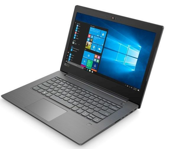 14 Ноутбук Lenovo V330-14IKB 81B00088RU, темно-серый lenovo v510 15ikb [80wq0077rk] black 15 6 fhd i5 7200u 4gb 1tb dvdrw dos
