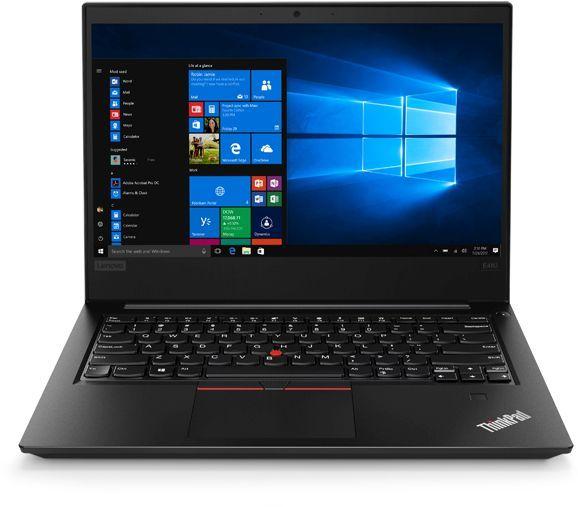 14 Ноутбук Lenovo ThinkPad E480 20KN005CRT, черный ноутбук lenovo thinkpad edge e480 20kn001nrt
