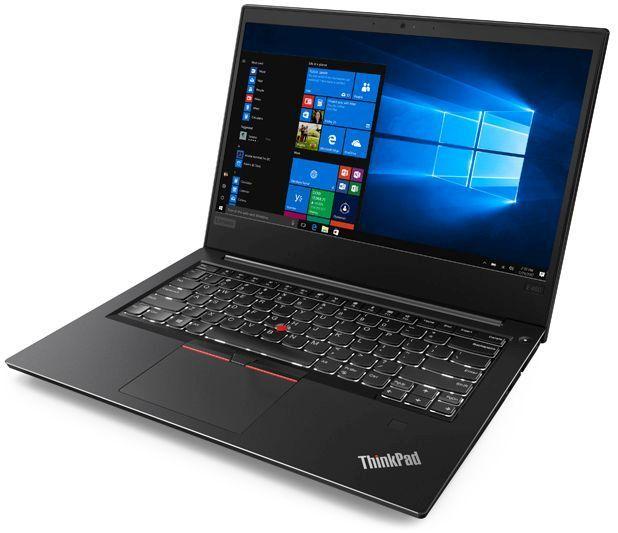 14 Ноутбук Lenovo ThinkPad E480 20KN001VRT, черный ноутбук lenovo thinkpad edge e480 14 [20kn0078rt]