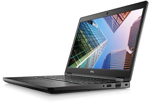 14 Ноутбук Dell Latitude 5491 5491-7410, черный цена