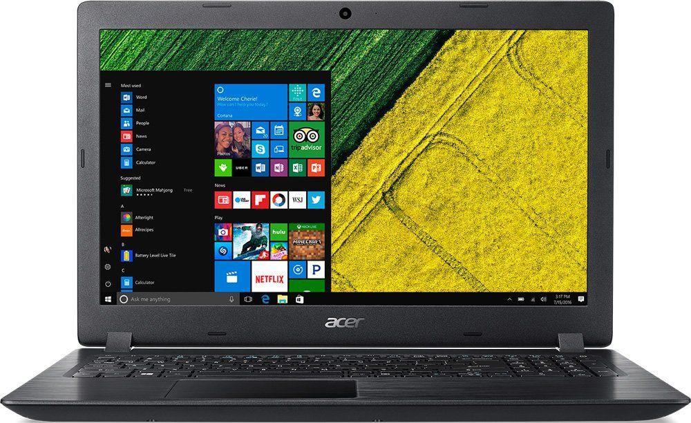 15,6 Ноутбук Acer NX.GY3ER.016, черный установить xp на ноутбук acer
