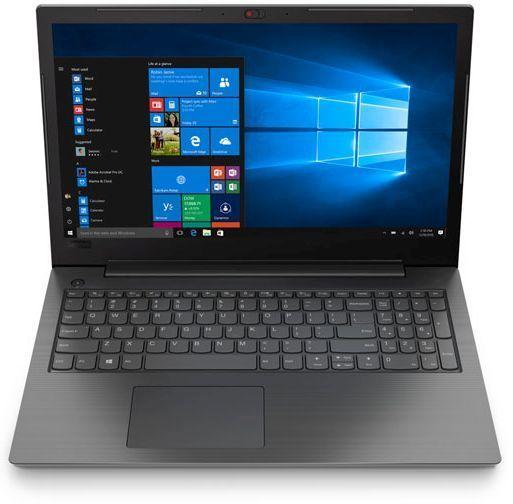 15.6 Ноутбук Lenovo V130-15IKB 81HN00EQRU, темно-серый lenovo v510 15ikb [80wq0077rk] black 15 6 fhd i5 7200u 4gb 1tb dvdrw dos