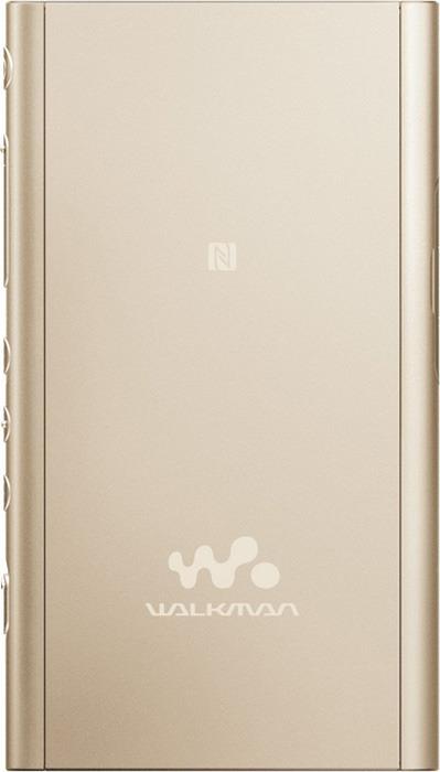 Hi-Resплеер Sony NW-A55, NWA55N. EE, золотой Sony