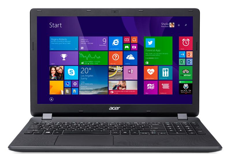 Ноутбук Acer Extensa EX2519, NX.EFAER.106, 15.6