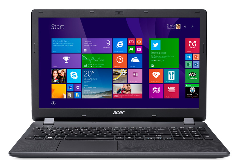 Ноутбук Acer Extensa EX2519, NX.EFAER.105, 15.6