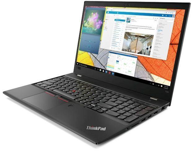 15.6 Ноутбук Lenovo ThinkPad T580 20L90026RT, черный