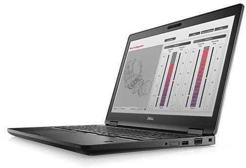 15.6 Ноутбук Dell Precision 3530 3530-6887, черный цена
