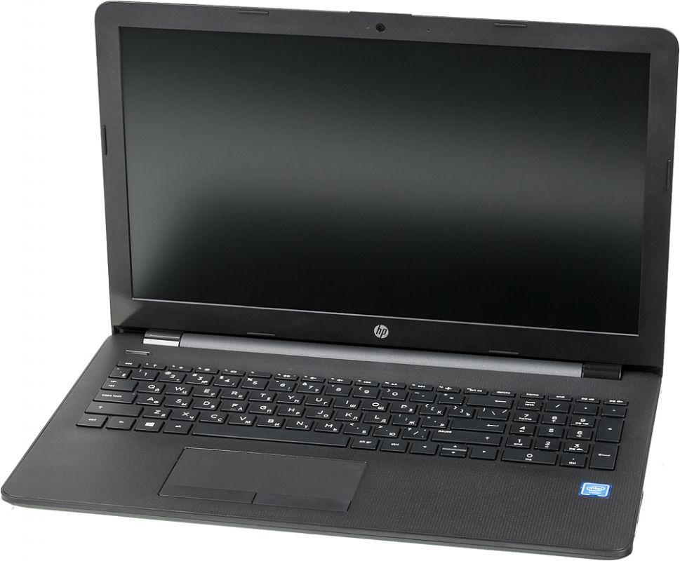 Ноутбук HP 15-ra059ur, 3QU42EA, 15.6, черный ноутбук hp 15 da0082ur