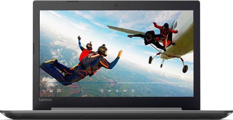 "Ноутбук Lenovo IdeaPad 320-15AST, 80XV0012RK, 15.6"", черный"