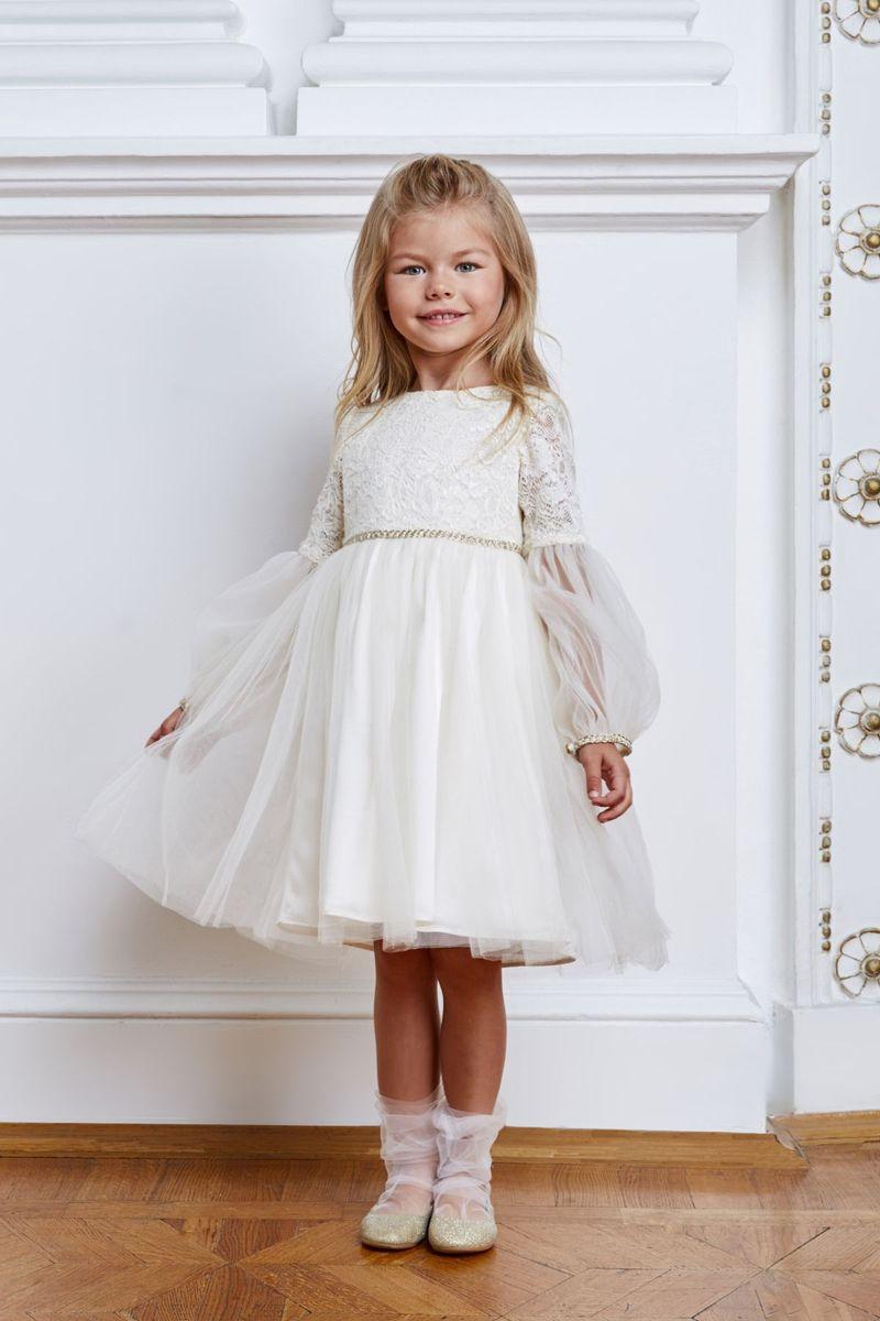 Платье Смена ветер ретро рукавов лейси он положил на большой талии юбка платье