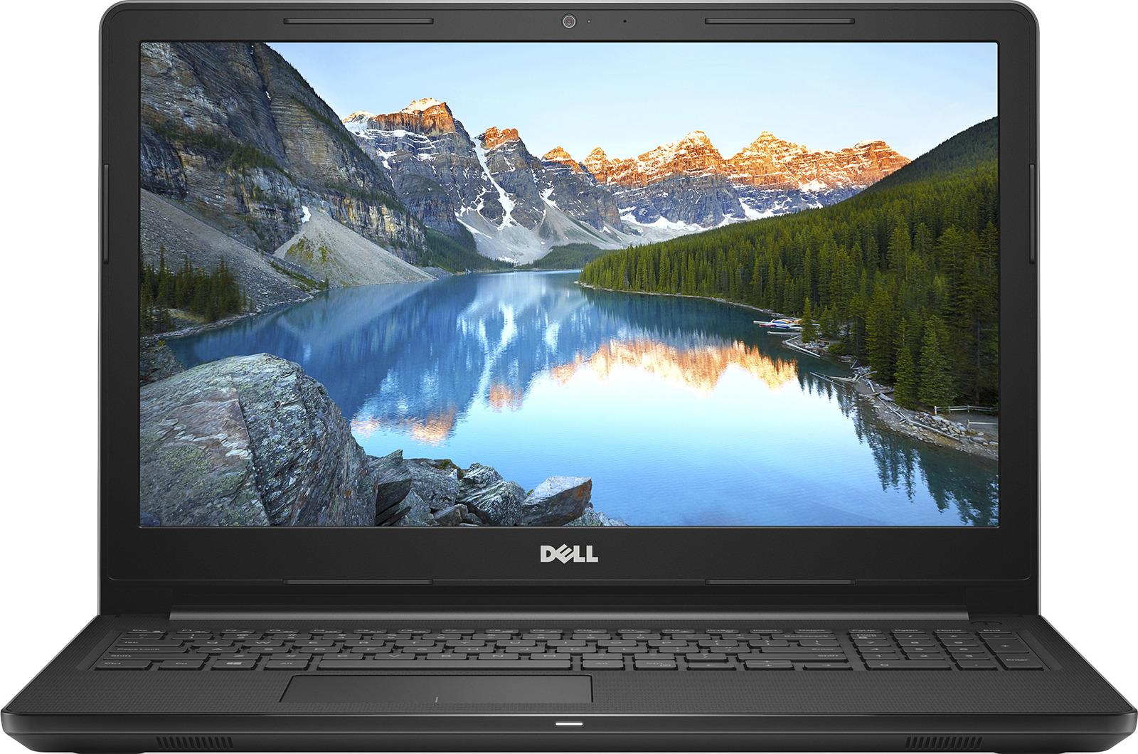 15.6 Ноутбук Dell Inspiron 3573 3573-6007, серый ноутбук dell inspiron 3573 3573 6038 red 15 6 hd cel n4000 4gb 500gb dvdrw w10