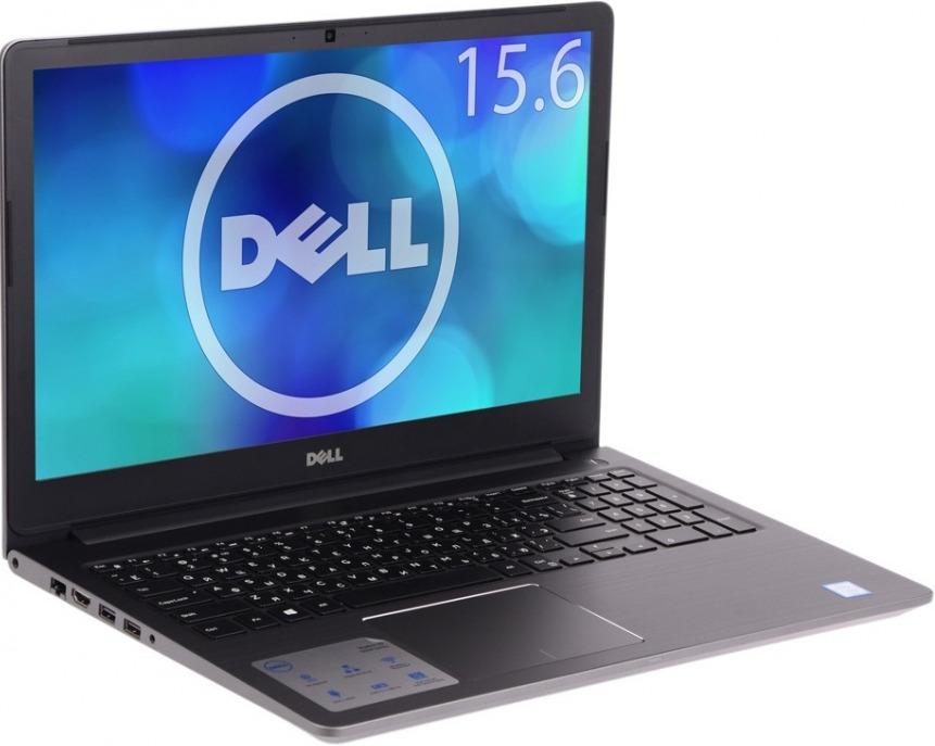 15.6 Ноутбук Dell Vostro 5568 5568-3056, серый ноутбук dell vostro 5568 5568 3049