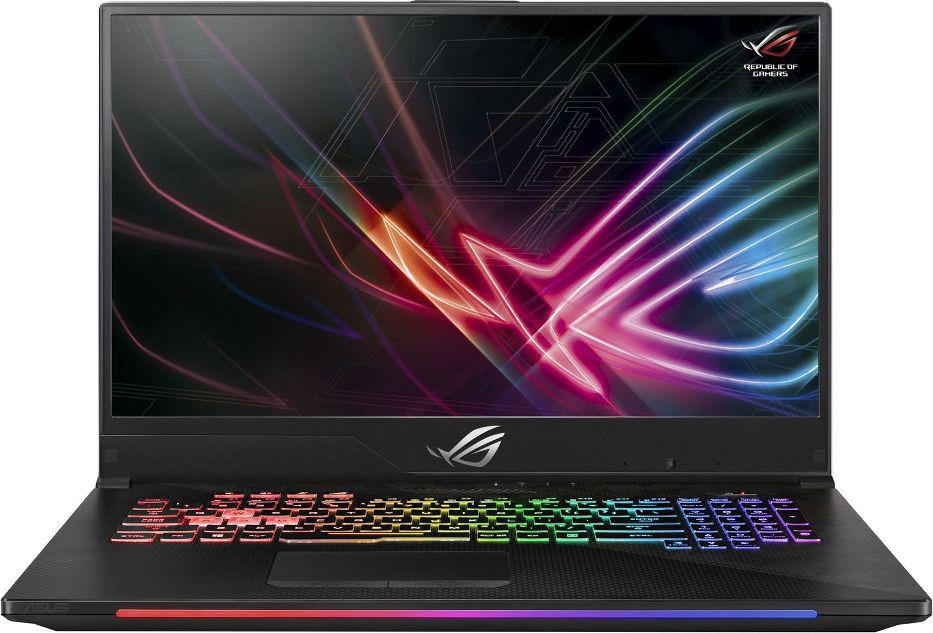 """17.3"""" Игровой ноутбук ASUS ROG Strix SCAR II GL704GM 90NR00N1-M01100, черный"""
