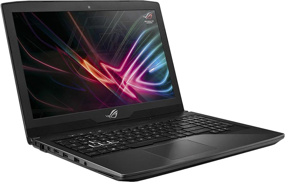 """15.6"""" Игровой ноутбук ASUS ROG Strix GL503GE 90NR0082-M05070, черный"""