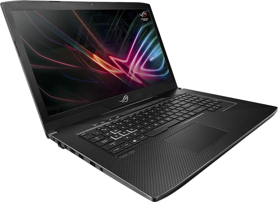 15.6 Игровой ноутбук ASUS ROG Strix GL503GE 90NR0081-M05480, черный ноутбук asus rog gl503ge en274 90nr0081 m05480