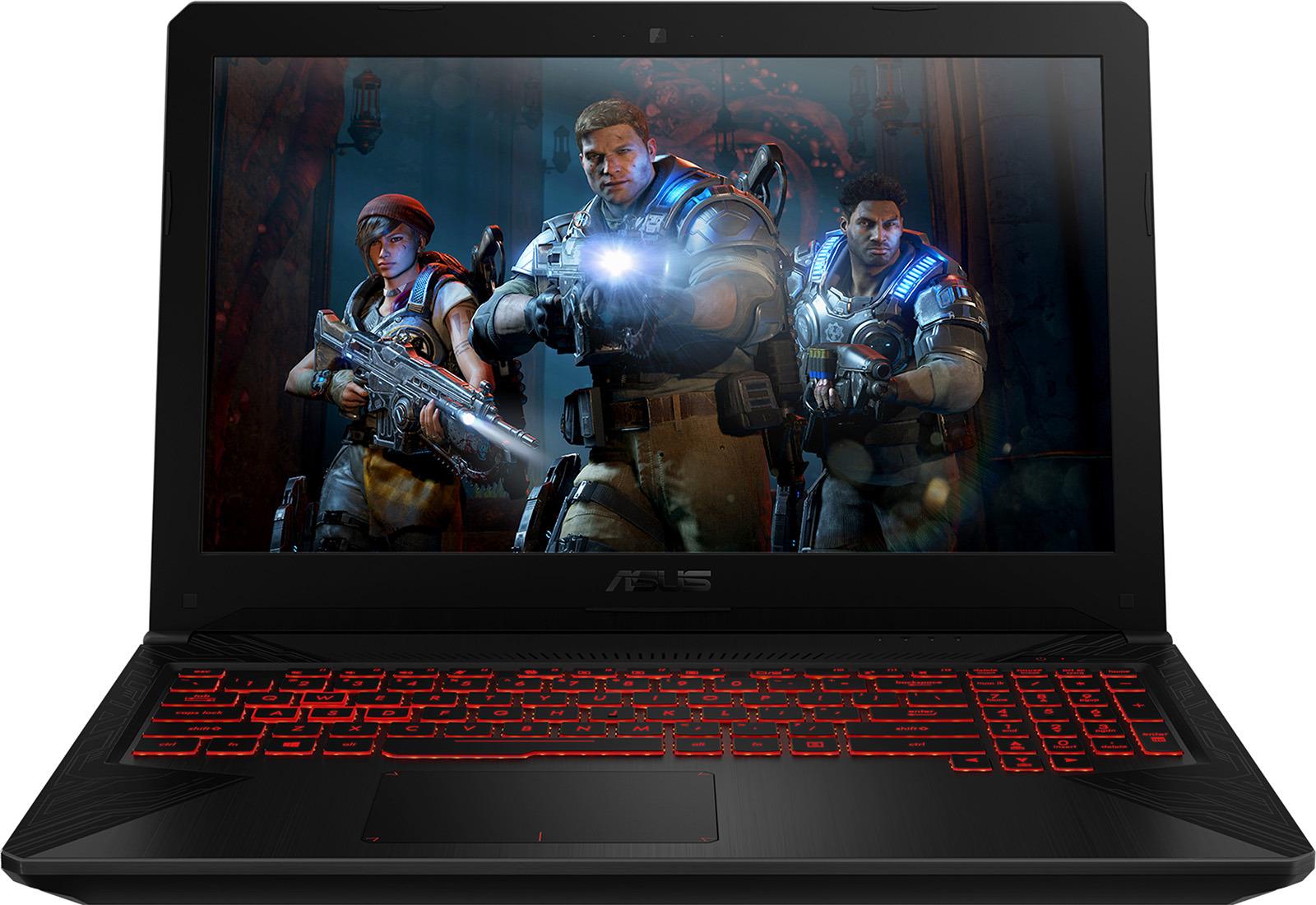 Игровой ноутбук ASUS TUF Gaming FX504GM 90NR00Q3-M08900, бронза модели ноутбуков asus