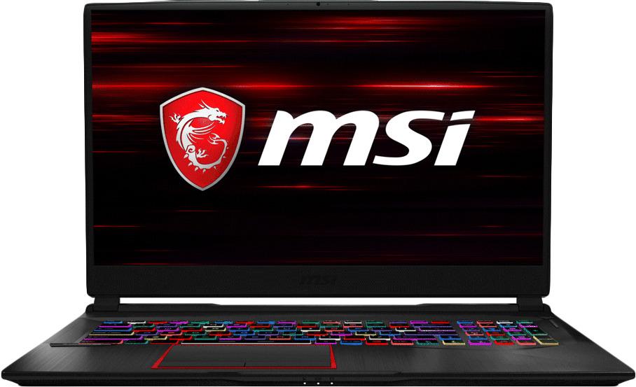 """17.3"""" Игровой ноутбук MSI GE75 Raider 8RF 9S7-17E112-035, черный"""