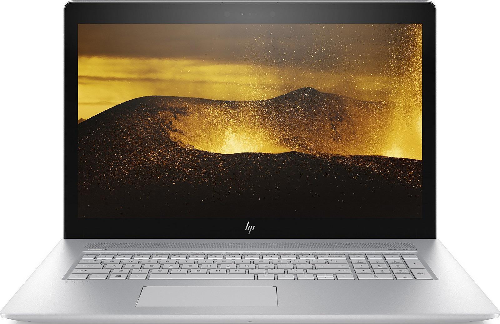 13.3 Ноутбук HP Envy 13-ad117ur 3XZ99EA, серебристый ноутбук hp envy 17 ae105ur