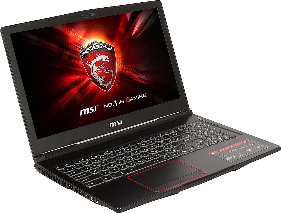 15.6 Игровой ноутбук MSI GE63 Raider RGB 8RF 9S7-16P512-208, черный игровой ноутбук за 699 990 рублей