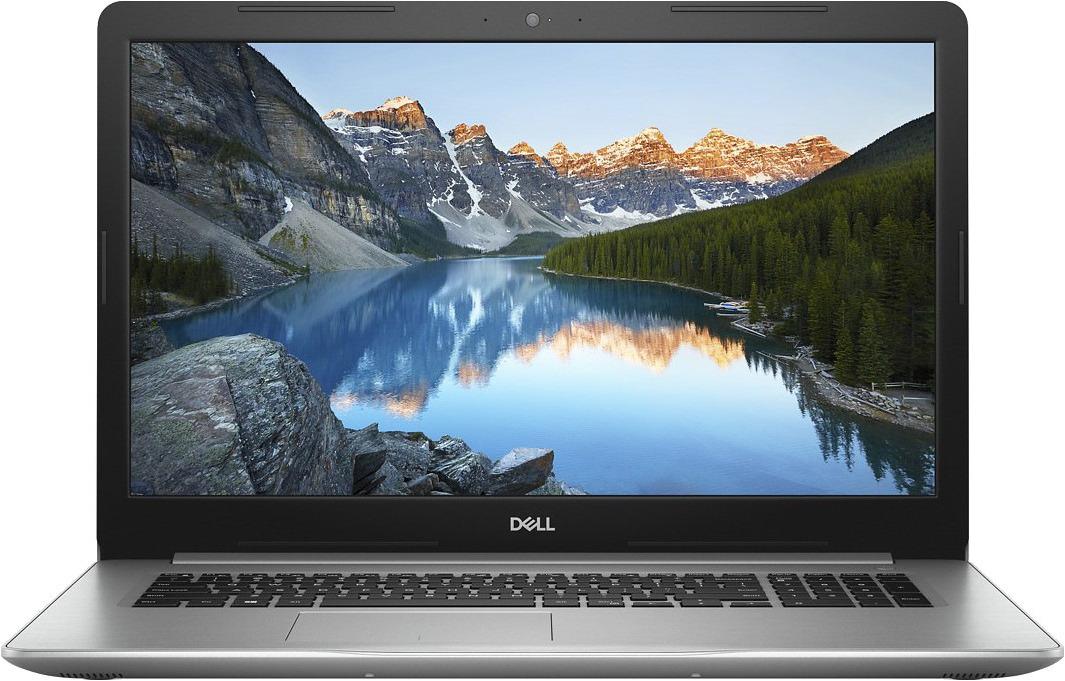 17.3 Ноутбук Dell Inspiron 5770 5770-9706, серебристый ноутбук dell inspiron 5770 5770 5495 5770 5495