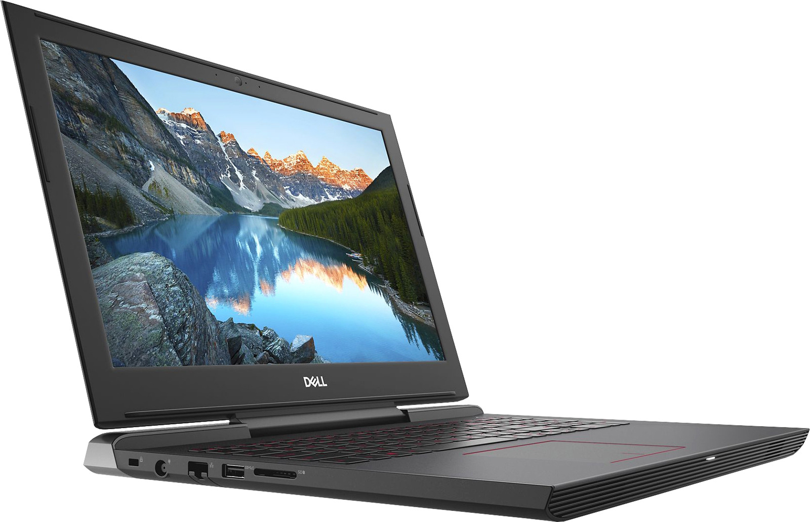 15.6 Игровой ноутбук Dell G5 5587 G515-7312, черный игровой ноутбук за 699 990 рублей
