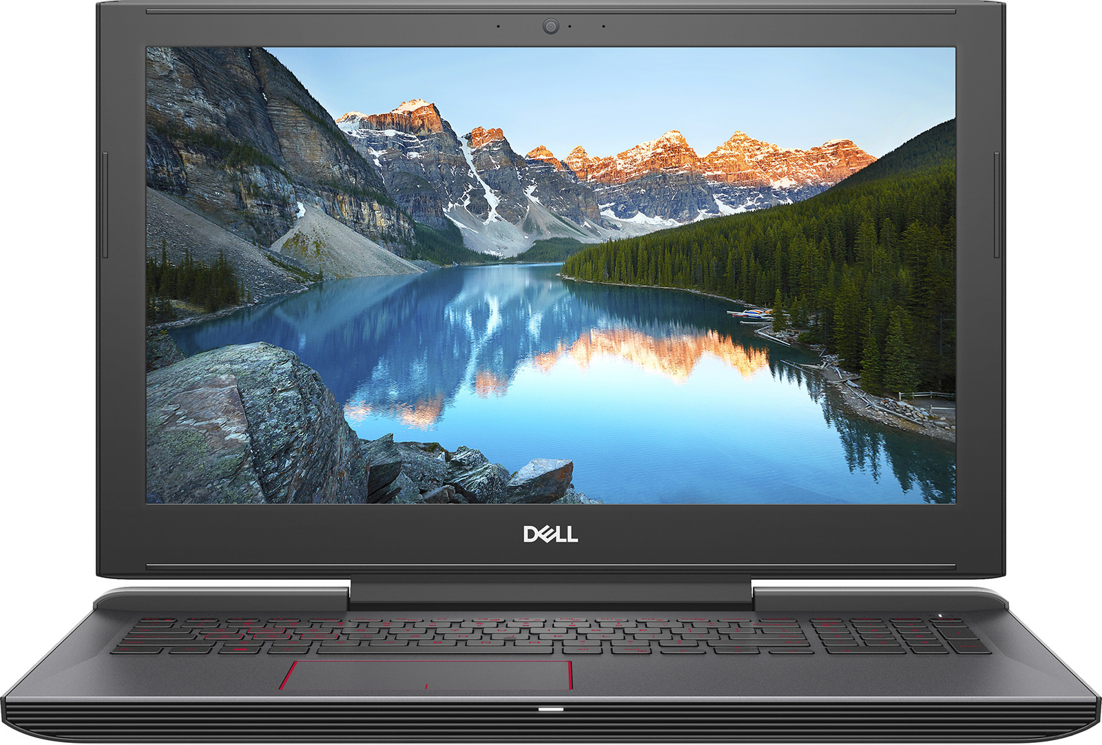 15.6 Игровой ноутбук Dell G5 5587 G515-7527, красный ноутбук alienware m15 5522 core i7 8750h 8gb 1tb 128gb ssd nv gtx1060 6gb 15 6 fullhd win10 red