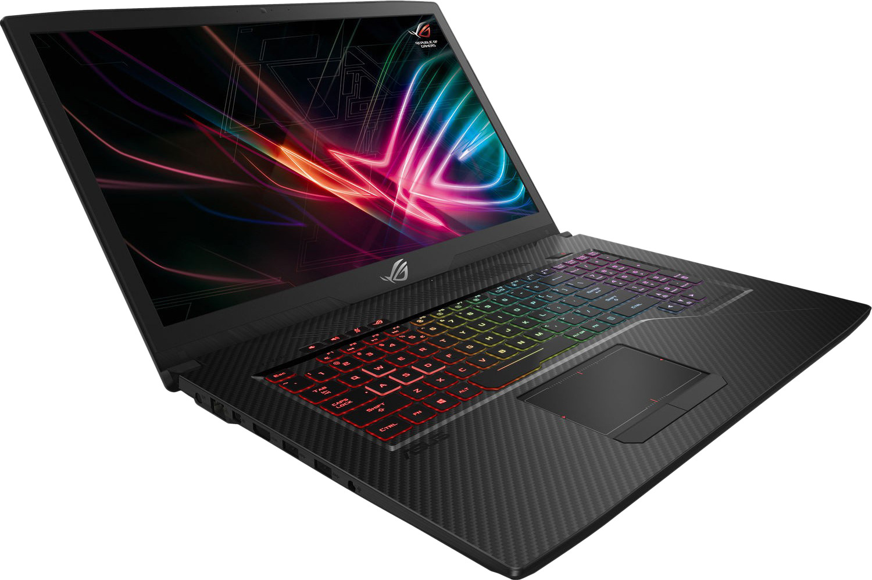 """17.3"""" Игровой ноутбук ASUS ROG Strix SCAR GL703GM 90NR00G1-M04520, черный"""