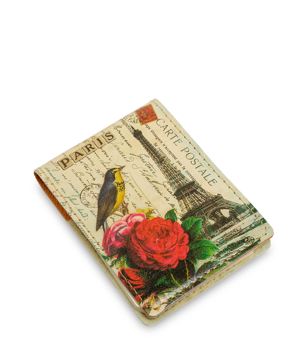 Блокнот Art West ''Парижские каникулы'', 35691