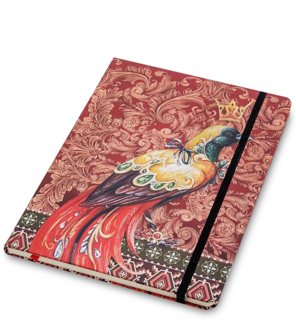 BM-04/3 Блокнот бол. Art West ''Легкокрылая птица'' в асс. 65015, 3D твердая обложка, красный цена