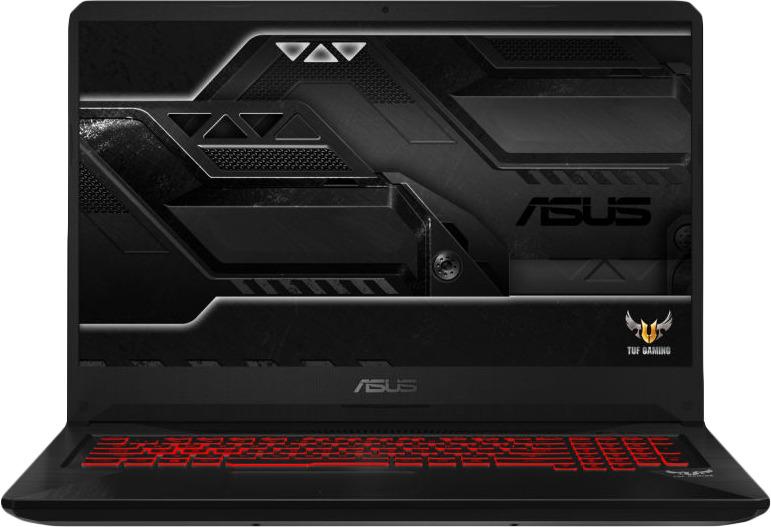 17.3 Игровой ноутбук ASUS TUF Gaming FX705GD 90NR0112-M01610, черный описание ноутбука asus