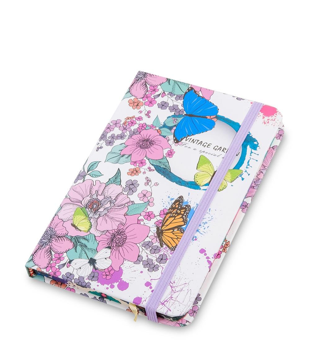 Блокнот Art West ''Винтажный сад'', недатированный, линованный, 65176 винтажный декупаж ретромобиль