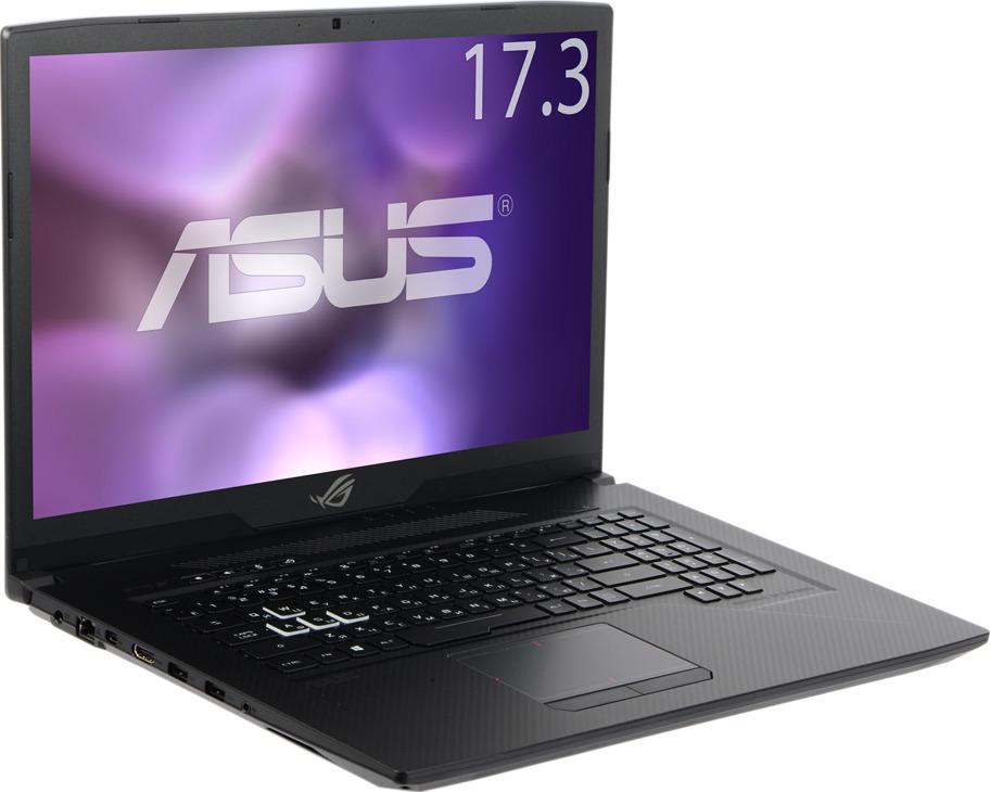 Игровой ноутбук ASUS ROG Strix SCAR GL703GM, 90NR00G1-M04840, 17.3