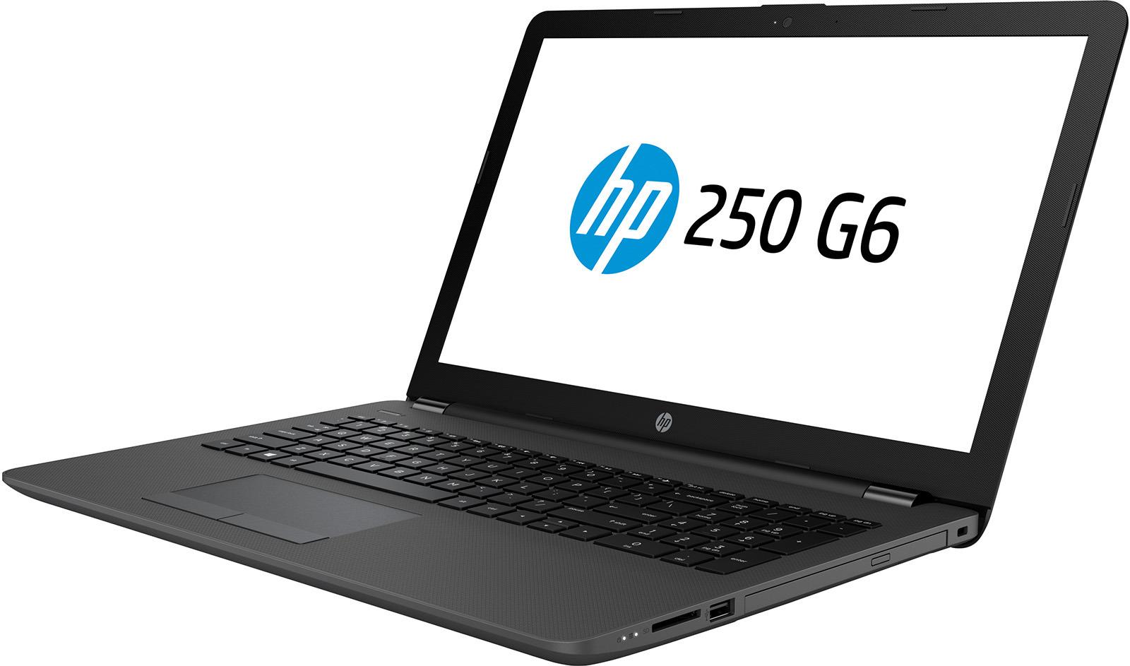 15.6 Ноутбук HP 250 G6 4LT13EA, серебристый