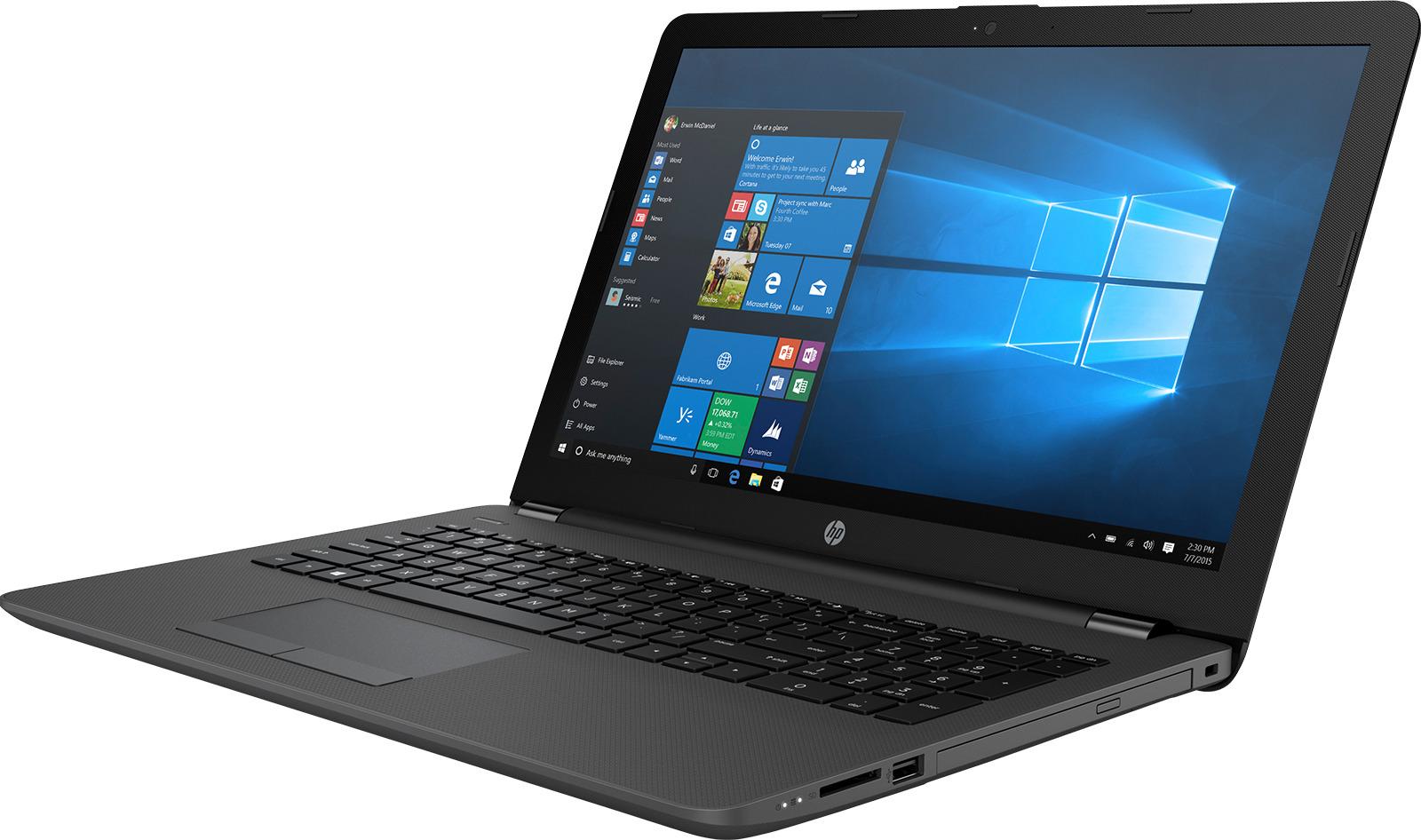 15.6 Ноутбук HP 250 G6 4LT08EA, серебристый