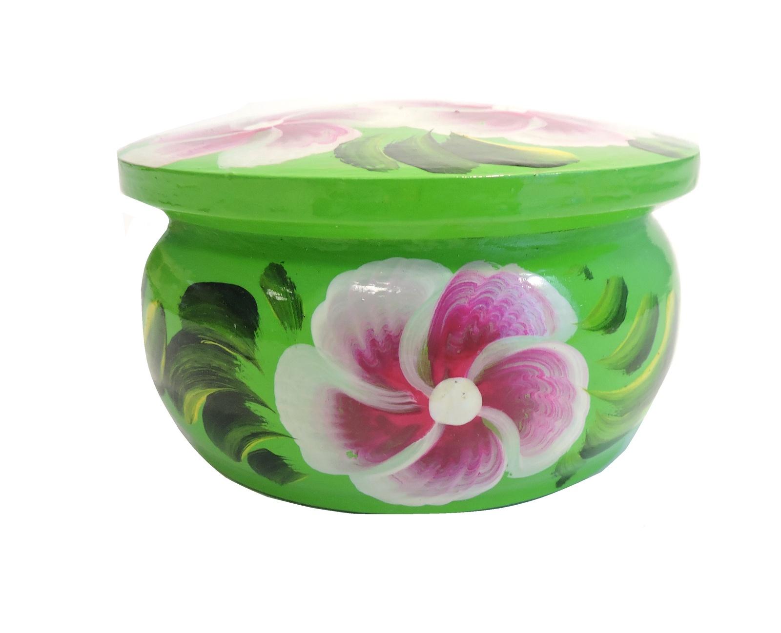 Шкатулка Taowa 038-318-1, салатовый