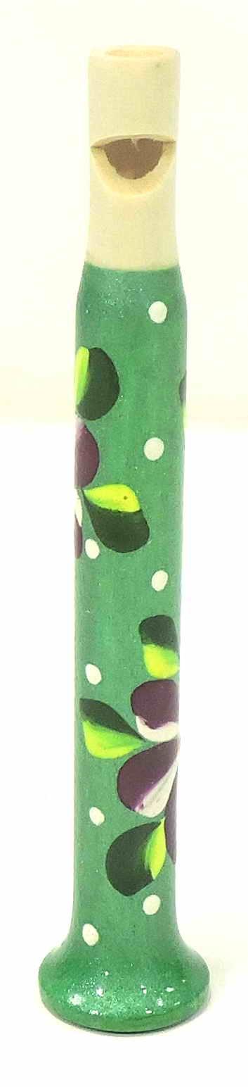 Игрушка детская Taowa Дудка, зеленый