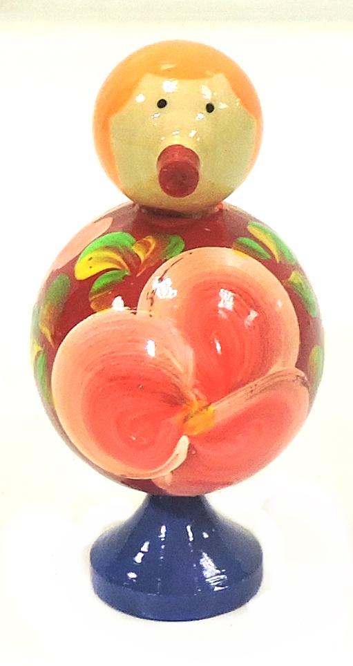 Игрушка детская Taowa Птичка, красный