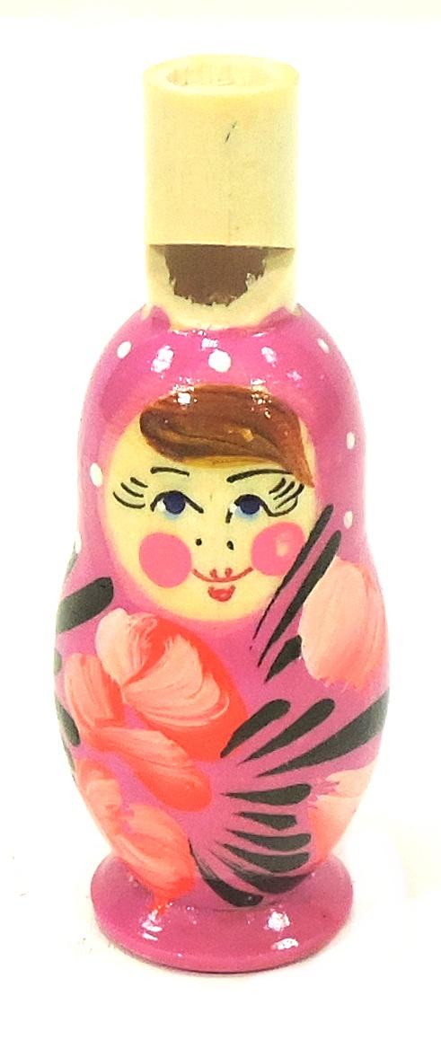 Игрушка детская Taowa Матрешка, розовый