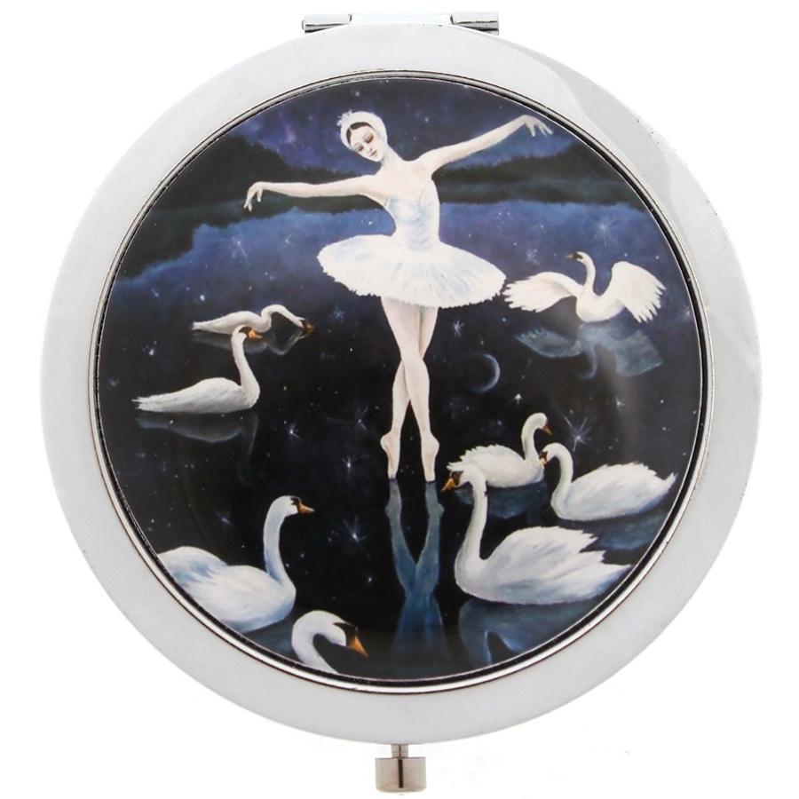 лучшая цена Карманное зеркальце Tina Bolotina