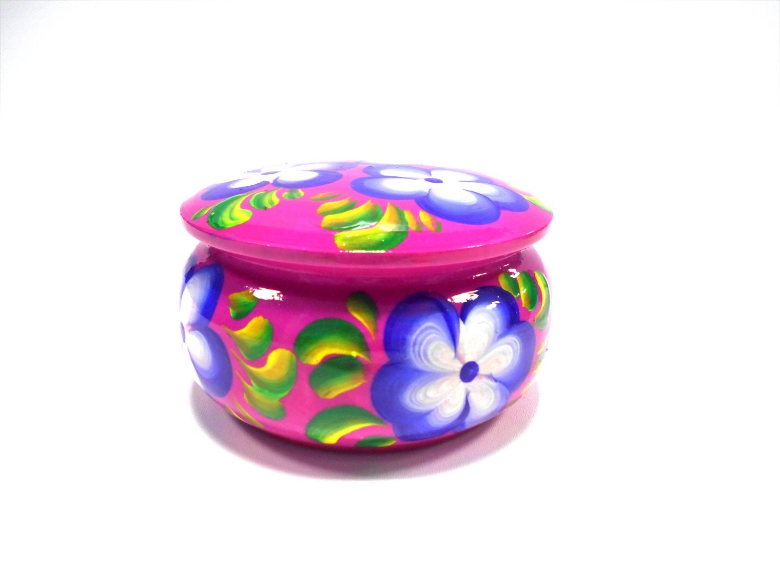 Шкатулка Taowa Декоративная, розовый