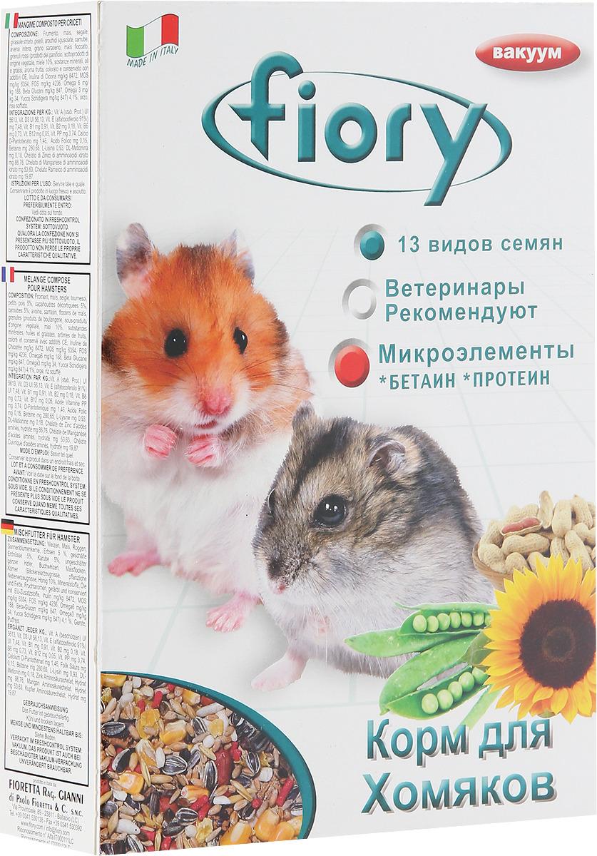 """Смесь для хомяков Fiory """"Criceti"""", 400 г"""