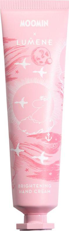 Крем для рук Lumene Moomin, придающий сияние, 30 мл lumene valo придающий сияние дневной крем vitamin c 50 мл