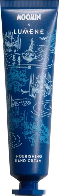 Крем для рук Lumene Moomin, питательный, 30 млNL585-83975Питательный крем для рук содержит северную таволгу и арктическую родниковую воду. Глубоко увлажняет, питает и смягчает сухую кожу рук. Насыщенная формула обеспечивает интенсивный уход.
