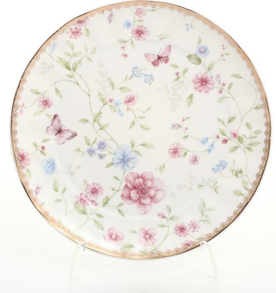 Тарелка Royal Classics, 35622, белый, диаметр 19 см, 6 шт