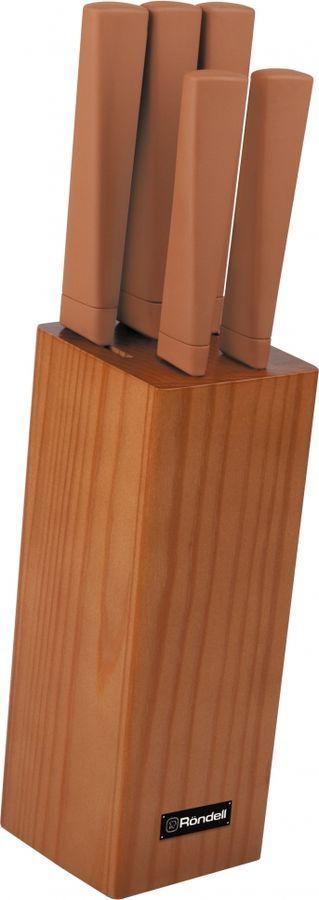 Набор ножей Rondell Guarda, RD-679, 6 предметов