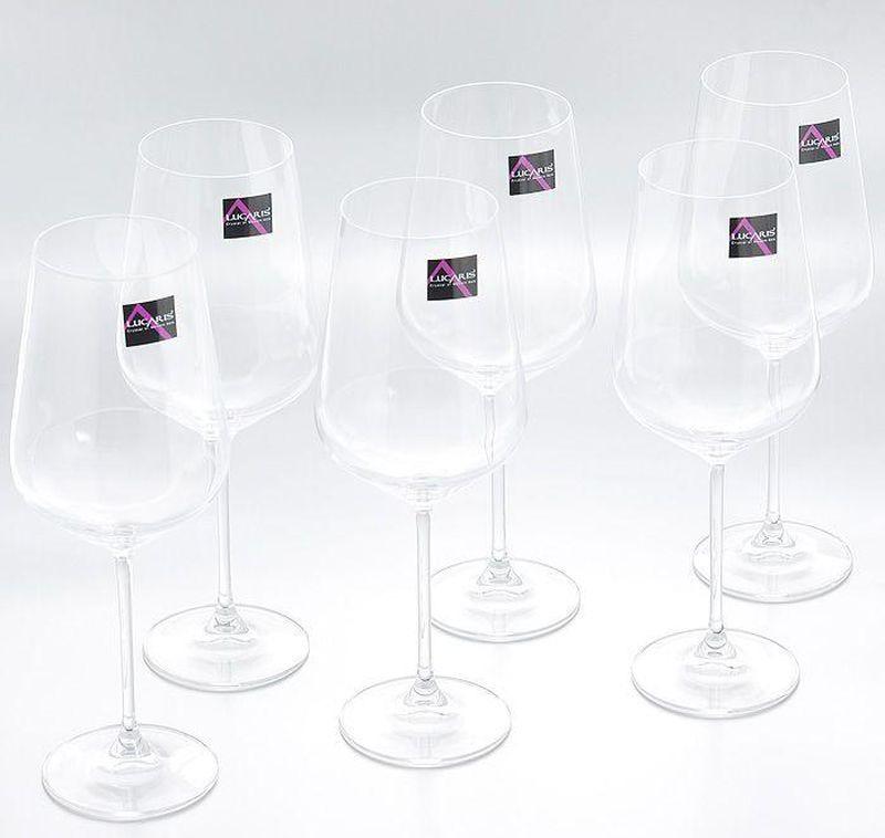 Набор бокалов для бордо Lucaris Hong Kong, Л8451, 770 мл, 6 шт набор vegetation hong