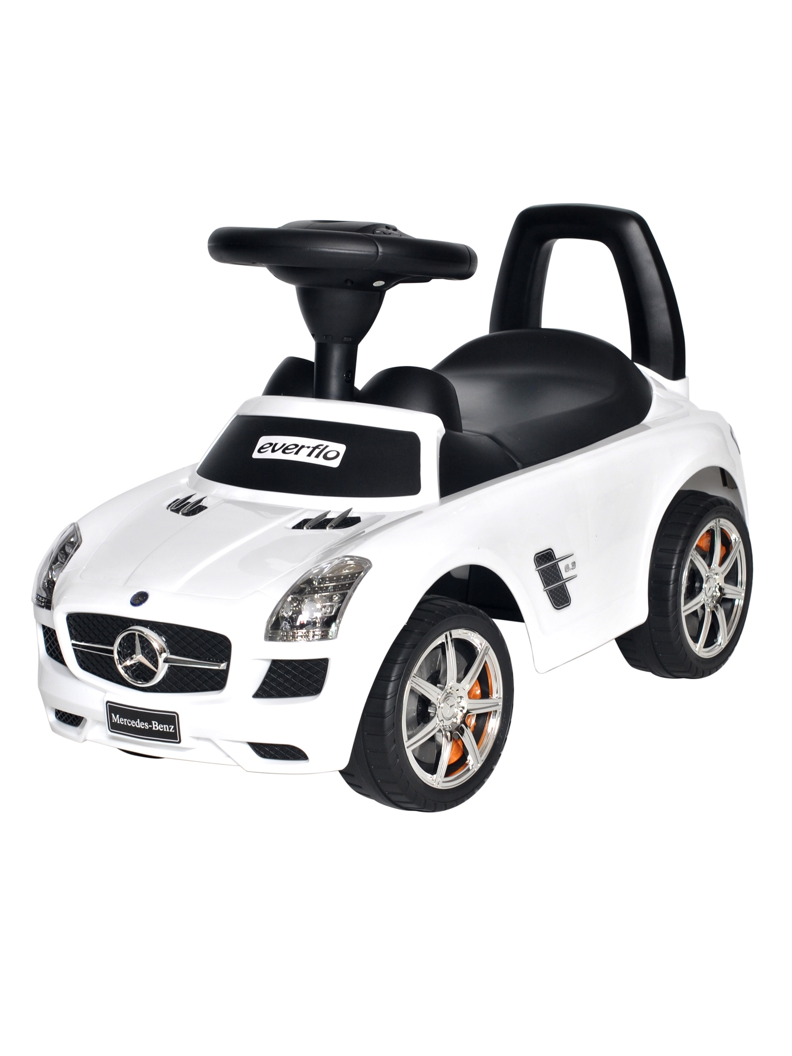 Каталка EVERFLO Mercedes-Benz EC-632, ПП100004306, белый